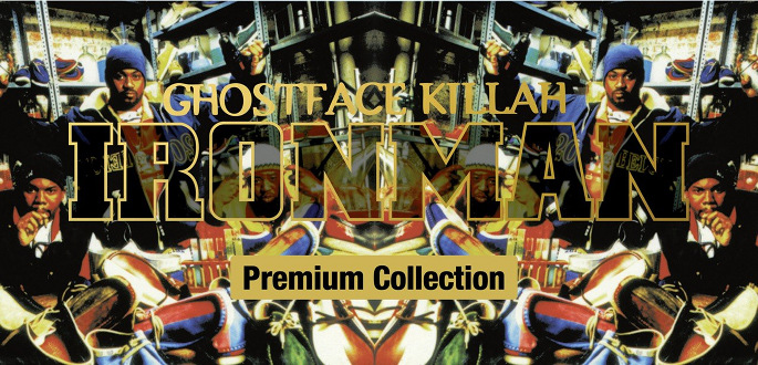 Hip-hop box-set kings Get On Down to reissue Ghostface Killah's <i>Ironman</i>