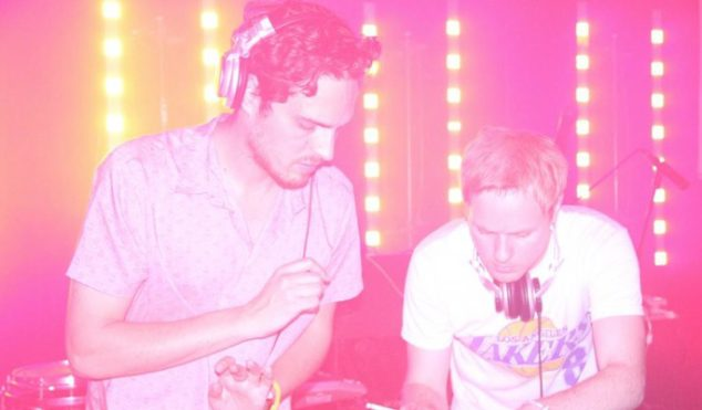 Listen to Jerome LOL's remix of 'Holding On' by disco duo Classixx