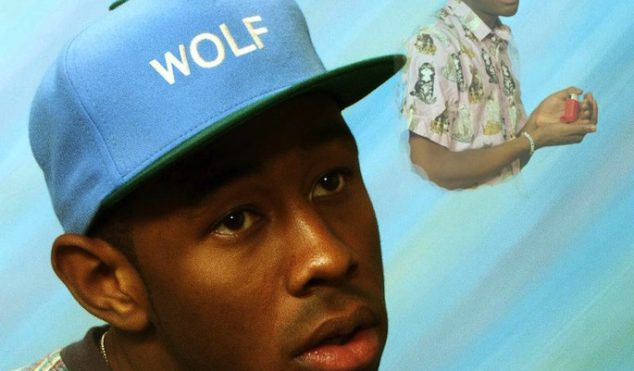 Here's the actual tracklist for Tyler, the Creator's Wolf