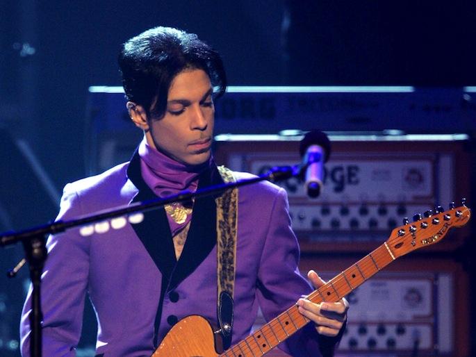 Prince announces slate of US dates