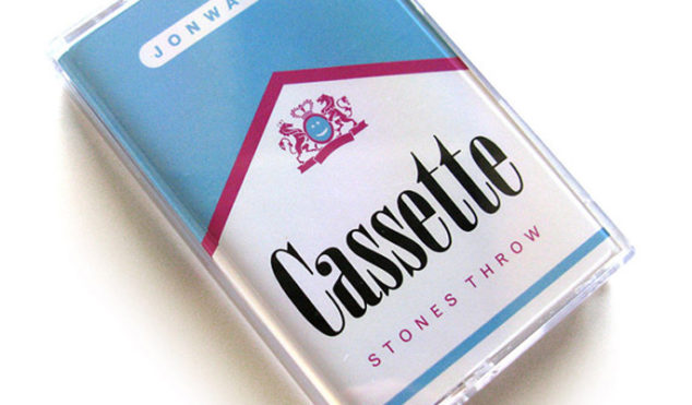 Stones Throw issued cease and desist for Marlboro pastiche cassette art