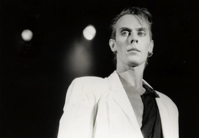 Peter Murphy announces world tour; will only play Bauhaus material