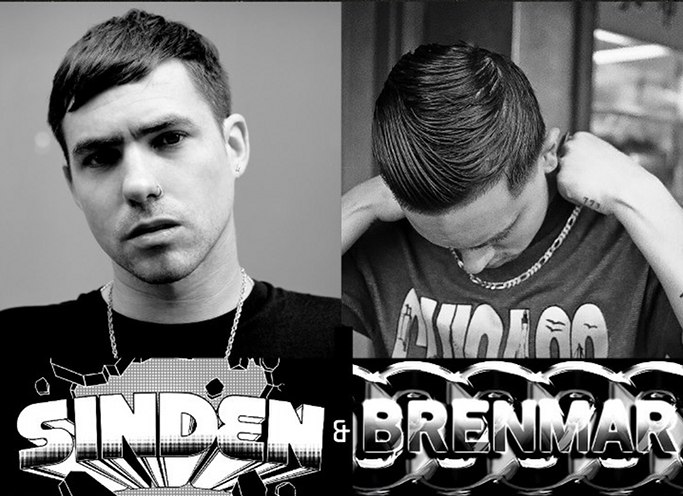 Sinden And Brenmar team up on 'One Two'