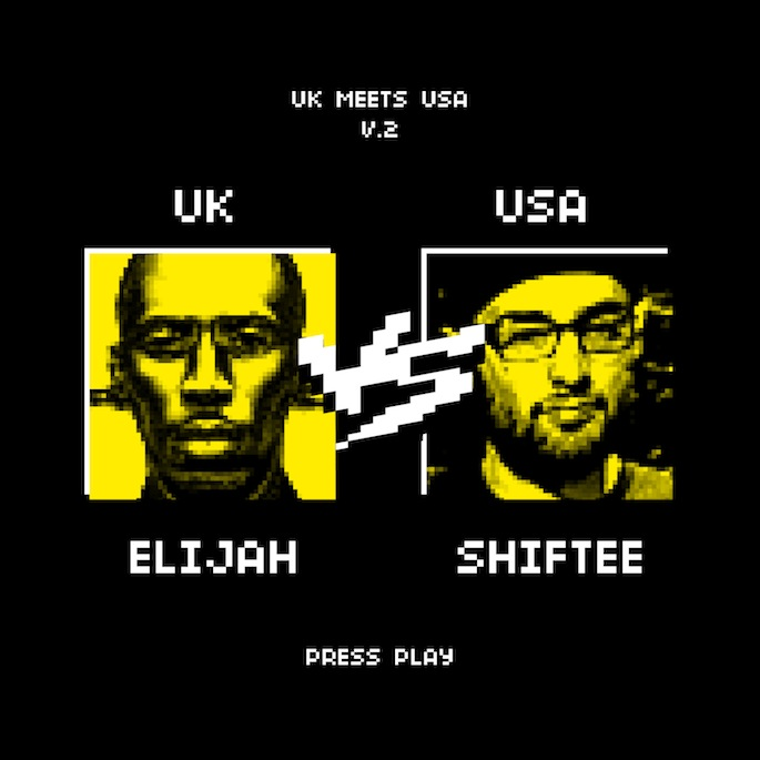Premiere: Elijah and Shiftee team-up for second <em>UK Meets USA</em> mixtape