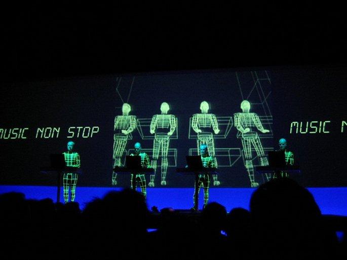 Kraftwerk to headline Latitude Festival