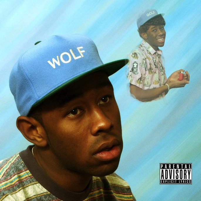 Here's the actual tracklist for Tyler, the Creator's <em>Wolf</em>