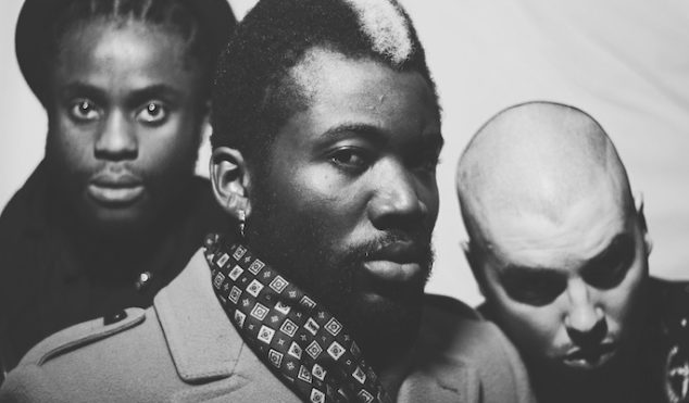 Edinburgh trio Young Fathers share eerie video for 'I Heard', off their forthcoming Anticon release