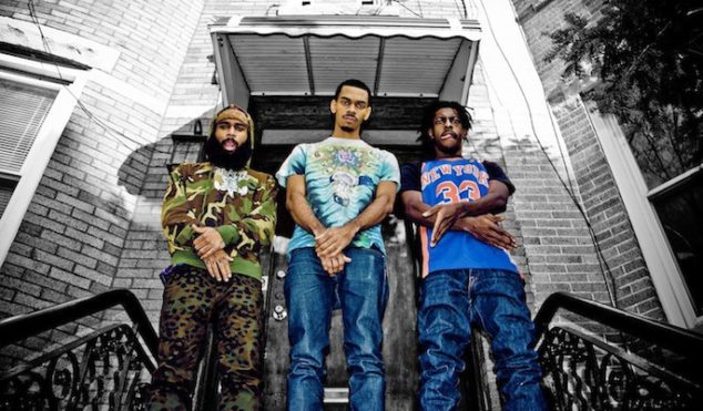 Flatbush Zombies, Koreless, T. Williams and more celebrate Red Bull Music Academy launch with London show