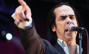 Stream Nick Cave & the Bad Seeds' 'Animal X', an offcut from the Push the Sky Away sessions