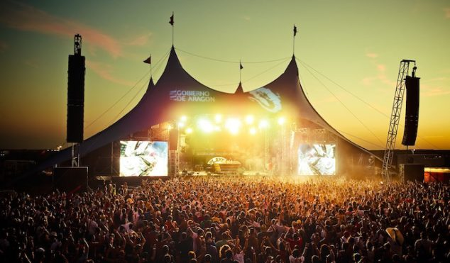 Richie Hawtin, Public Enemy, Underworld announced for Spain's Monegros Desert Festival