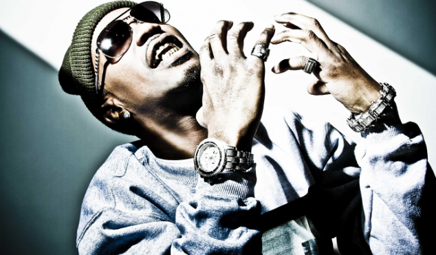 Listen to Juicy J's 'Ain't Coming Down', produced by Atlanta up-and-comers Childish Major and C4
