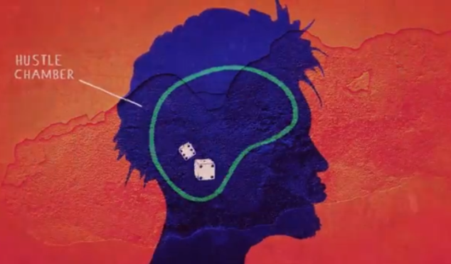 Watch the animated video for Paul White and Danny Brown's 'Street Lights'