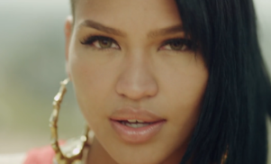 Watch Cassie hang out with Wiz Khalifa in 'Paradise'