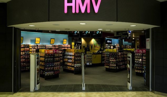 Remaining HMV and Fopp stores saved in new deal