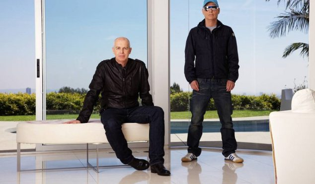 Pet Shop Boys reconnect with their inner raver on surprisingly beefy single 'Axis'