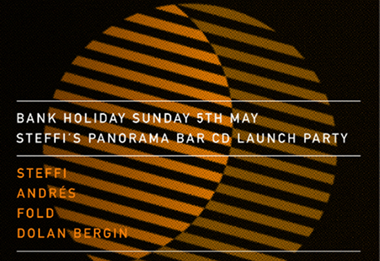 Andrés and Steffi sign up for Electric Minds' Panorama Bar CD launch
