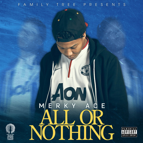 Grime up-and-comer Merky Ace wants <i>All or Nothing</i> on new mixtape