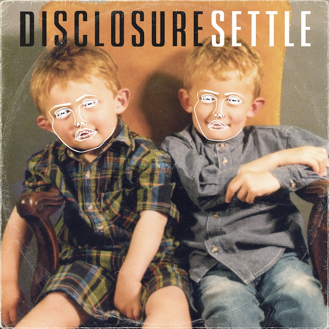 Disclosure reveal title, artwork and next single from debut album Settle