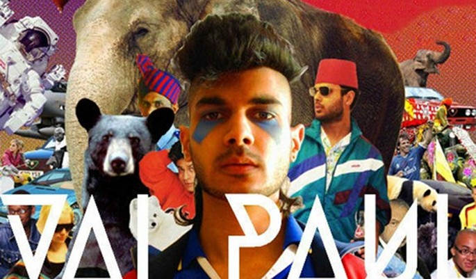 Download Jai Paul's long-anticipated debut album / mixtape