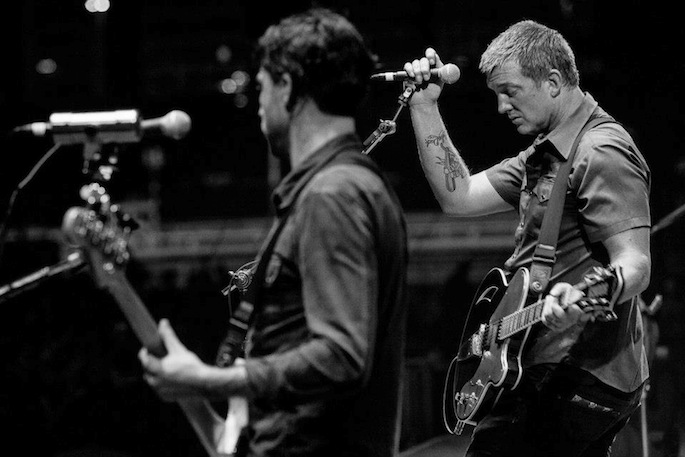 Listen to Queens of the Stone Age's 'My God is the Sun'