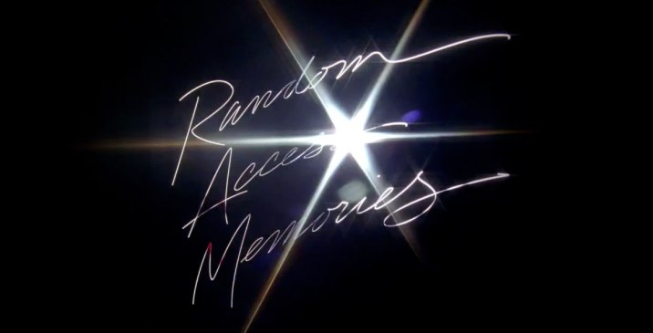 """""""At points, it's so prog it hurts"""": first thoughts on Daft Punk's <i>Random Access Memories</i>"""