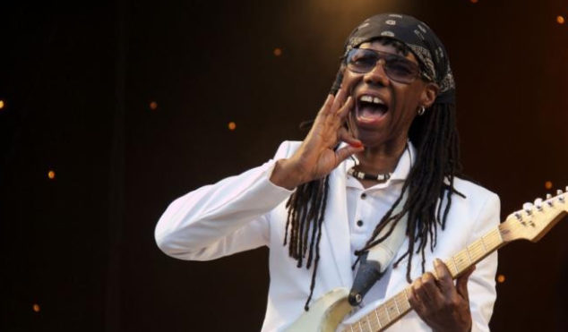 Nile Rodgers plans Chic demos collection; turned down Miles Davis