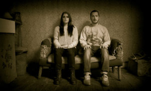 Throwing Snow and Augustus Ghost announce debut album as Snow Ghosts, A Small Murmuration