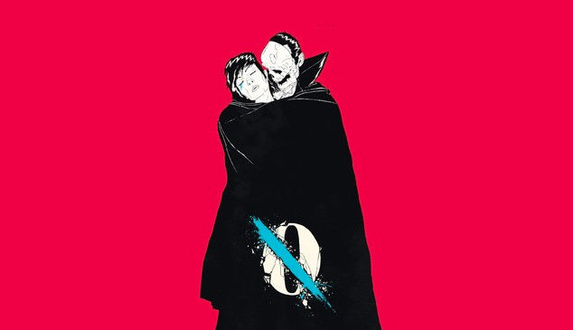 Watch the eerie animated video for Queens of the Stone Age's 'I Appear Missing'
