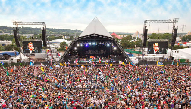 """BBC announce details of """"first truly digital Glastonbury"""""""