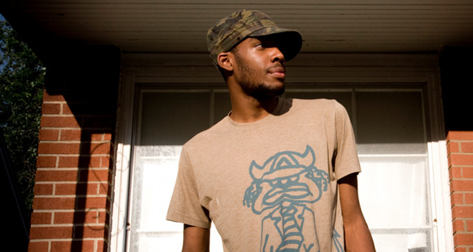 """Listen to Kyle Hall's squelching 'The Architect', off a limited edition 12"""""""
