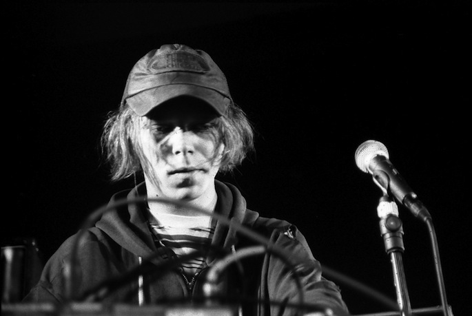 Black Dice's Eric Copeland announces Joke In The Hole LP for DFA
