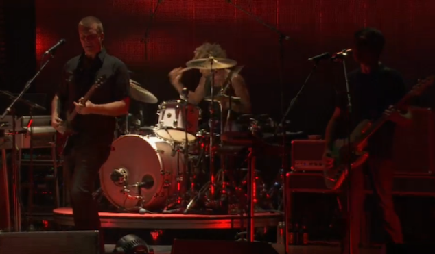 Watch Queens of the Stone Age perform …Like Clockwork in its entirety