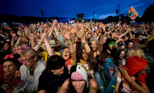 Piracy and the downturn: are Britain's music festivals becoming unaffordable, corporate and middle-aged?