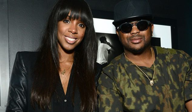 Listen to The-Dream's 'Where Have You Been', featuring Kelly Rowland