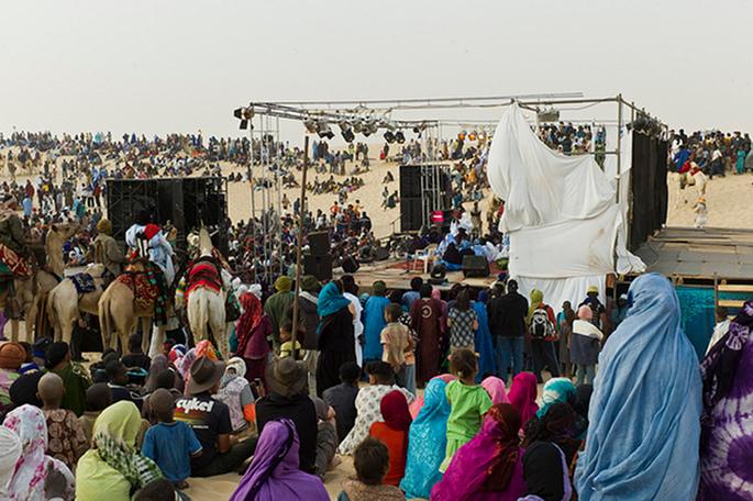 Desert sound: Sublime Frequencies boss Hisham Mayet on bringing Tuareg music to the world