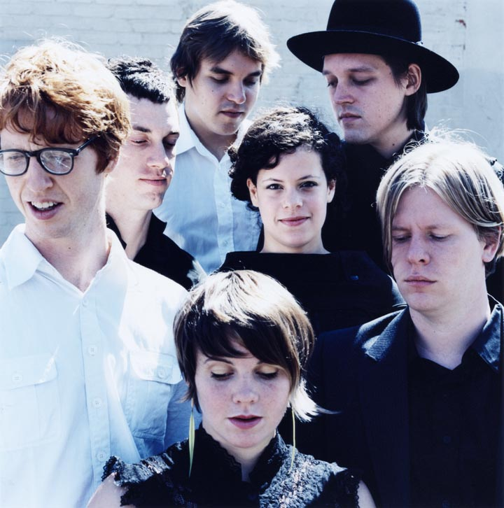 "James Murphy gives an update on the ""really great"" new Arcade Fire album"