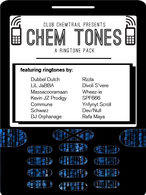 Download a pack of ringtones by Dubbel Dutch, Rizzla, Lil Jabba and more