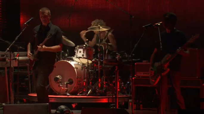 Watch Queens of the Stone Age perform <em>...Like Clockwork</em> in its entirety