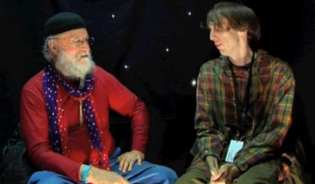 Watch Deerhunter's Bradford Cox interview minimal pioneer Terry Riley