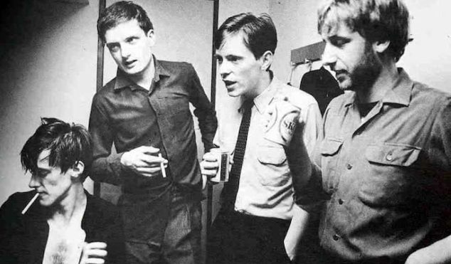 Joy Division's 'Love Will Tear Us Apart' adapted into video game