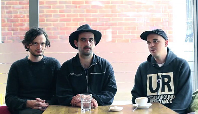 """It's time for something new"": Moderat sit down with FACT TV to talk their new album, the ""LED war"" and more"