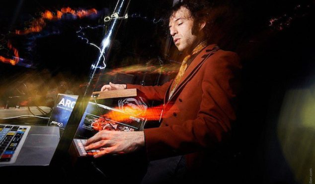 Listen to Daedelus' frenetic remix of Daft Punk's 'Doin' It Right'