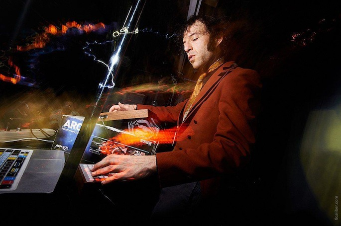 Listen to Daedelus' frenetic remix of Daft Punk's 'Doing It Right'