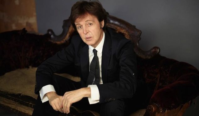 Listen (if you dare) to the Paul McCartney and Bloody Beetroots collaboration, 'Out of Sight'