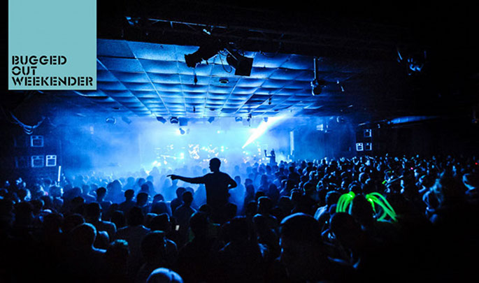 Bugged Out Weekender announces 2014 dates, new location