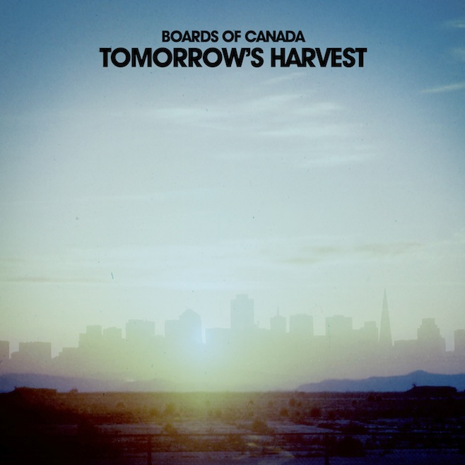 Boards of Canada's <i>Tomorrow's Harvest</i> to be played in full at record stores around the UK and Ireland