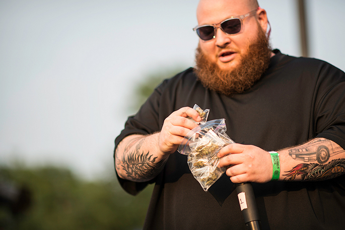 Listen to Action Bronson's 'Heel Toe', produced by Harry Fraud