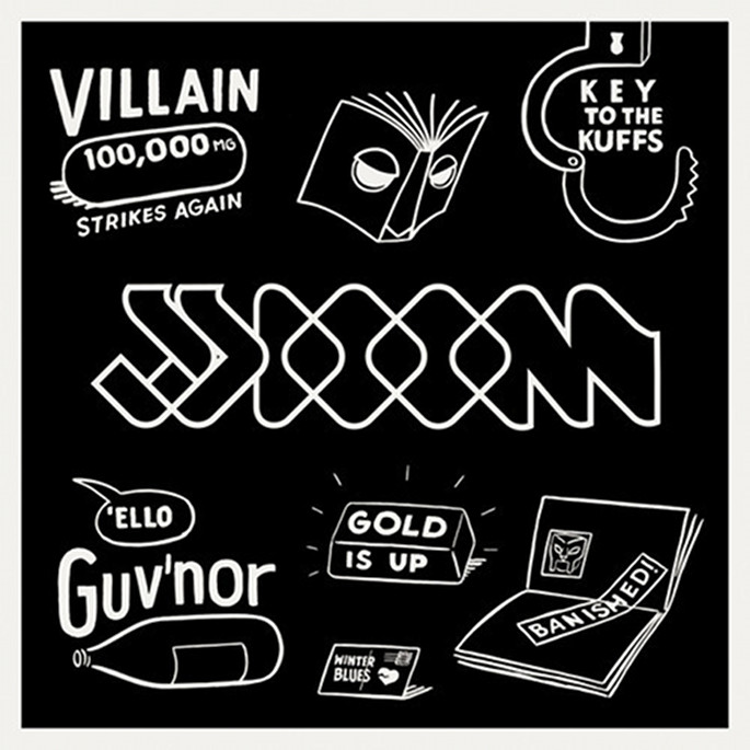"""JJ DOOM recruit Beck, Clams Casino and Thom Yorke for expanded """"butter version"""" of <em>Keys To The Kuffs</em>; stream here"""