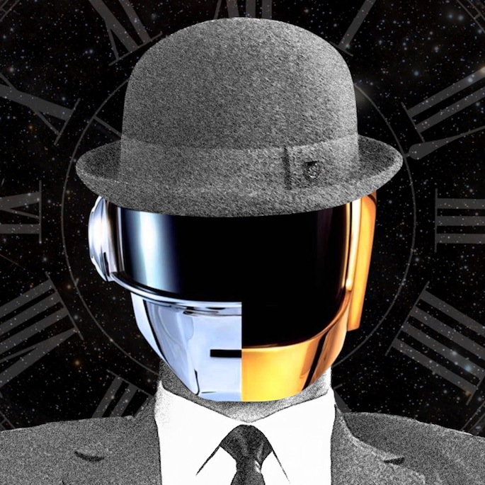 Fragments of time: listen to a cover of Daft Punk's 'Get Lucky' that spans a century of music