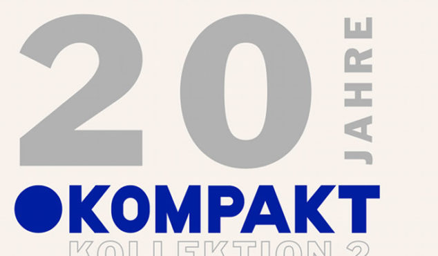Kompakt continue birthday celebrations with best-of compilation, Kollektion 2